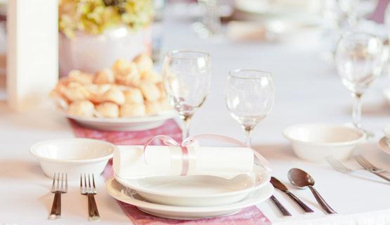 Thiết kế website nhà hàng tiệc cưới